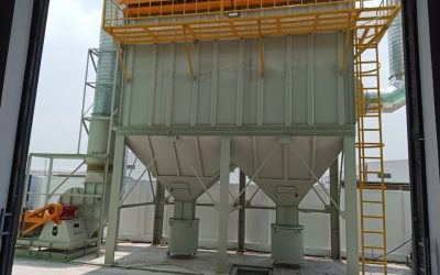 Advanced Dust Collection Systems