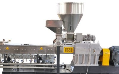 Extruder Palletizing for color masterbatch